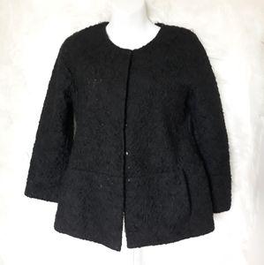 BCBG MaxAzaria Boucle Jacket